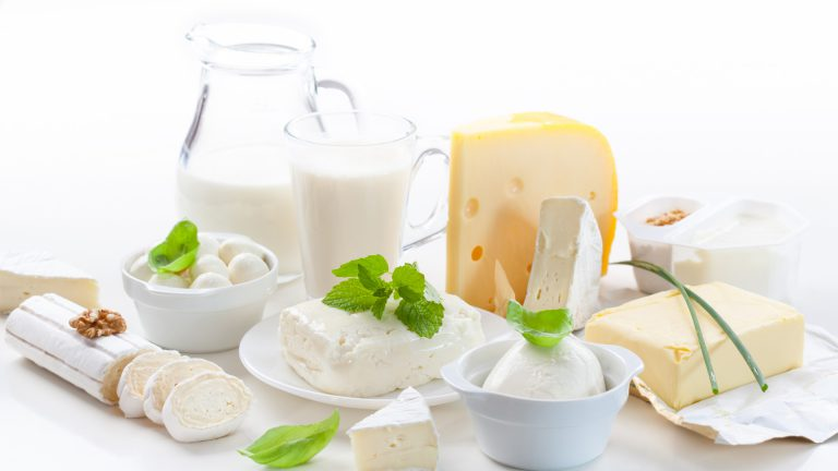Cene mleka konec maja 2019