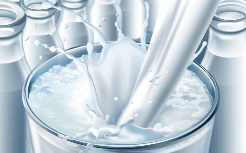 Analiza dogajanja pri ceni mleka