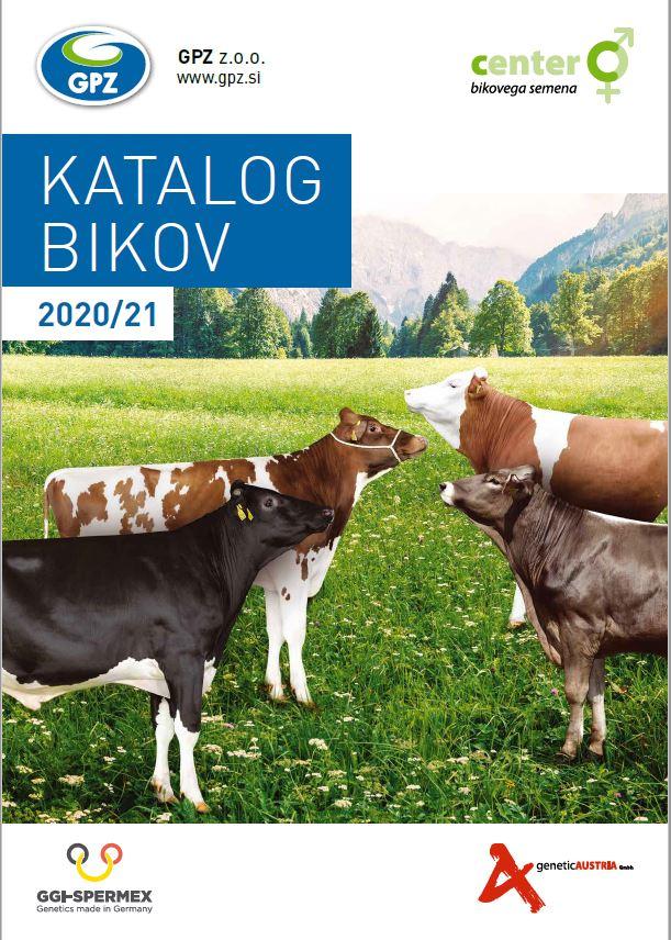 Katalog bikov 2020/21